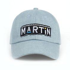 ff4b745a Martin Show Baseball Cap Dope Hats, 90s Hats, Retro Fashion, Womens Fashion,