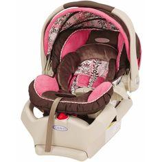 Graco 2010 Snugride 35 Infant Car Seat 1761368 Lily