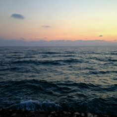 Costa de Sol, Spain  Mediterranean Sea...j w/ parebts- soph yr college