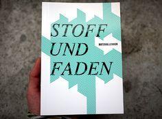 """Nahtzugabe. Nähen und DIY in Berlin.: """"Stoff und Faden"""", das Materiallexikon ist da!"""