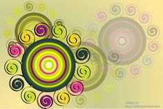 swirls | ... swirls 18 35 FREE Vector Flourishes and Swirls for Inspiration