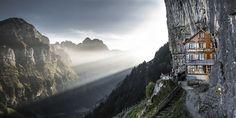Swiss Alps (byFrederic Huber)
