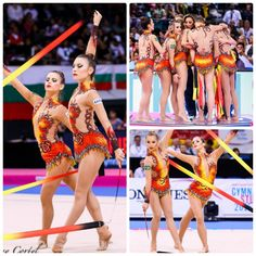 Group Brazil, ribbons 2015 (photos by Fanny Cortyl)