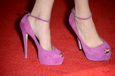 Michelle Williams' shoes at event for Oz: The Great and Powerful