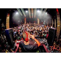 Restaurant and club Tao Las Vegas