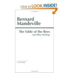 essays on the fable of the bees