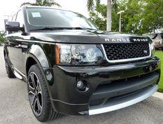 2013 Range Rover Sport GT Limited Edition #LandRoverPalmBeach #LandRover #RangeRover http://www.landroverpalmbeach.com/