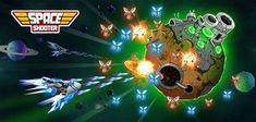 Space Shooter Galaxy Attack APK (Mod Money) for Android Discovery Games, Space Shot, Space Fighter, Game Update, Space Invaders, Galaxy Space, Pvp, Arcade Games, Survival