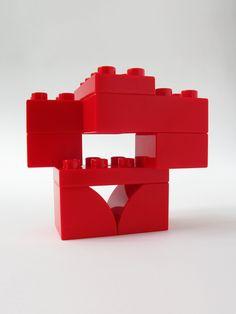 BRICK ART RED - VUE 3