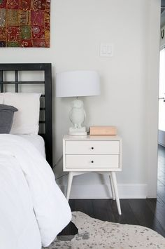 Owl bedside table lamps