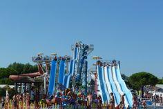 Lignano Holiday. Aquasplash, Lignano Sabbiadoro (Italy)