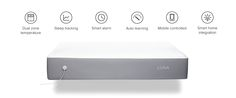 Luna Sleep - The mattress cover that makes your bed smart
