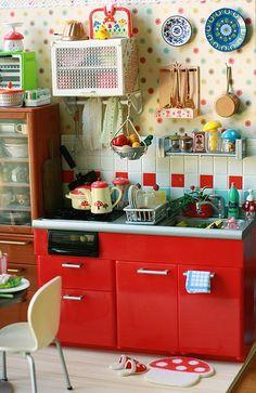 Cute Kitchen <3