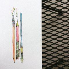 ski lodge creative. #creativegirl #danielledonaldsonart