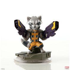 "Disney Infinity: Marvel Super Heroes (2.0 Edition) Figure - Rocket Raccoon -  Disney Interactive - Toys""R""Us"