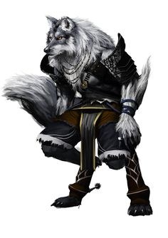 Wolf warrior by orochi-spawn.deviantart.com on @deviantART