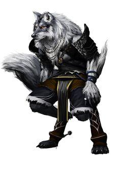 Wolf warrior by orochi-spawn.deviantart.com on @deviantART