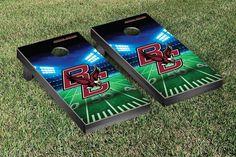 Cornhole Game Set - Boston College Eagles Stadium Version - 30903