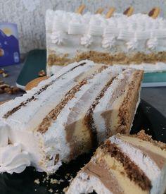 Torte Recepti, Kolaci I Torte, Baking Recipes, Cake Recipes, Dessert Recipes, German Desserts, Torte Cake, Sweet Bakery, Croatian Recipes