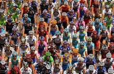 Is going to France to see the Tour de France on your bucket list? Just do it! For time and money-saving tips, information on the best places to stay and best places for viewing the race, go to www.pushcycling.com