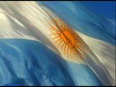 ▶ Bandera Argentina ondeando - YouTube