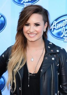 Camp rock star! Demi Lovato is the grand marshal for New York's Pride Parade. Before you get your head in the gutter: She's doing this because her grandfather came out as gay 50 years ago.