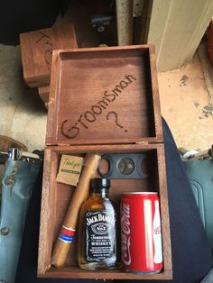 """15 Groomsmen Proposal Ideas """"Will you be my groomsmen?"""" DIY Will you be my groomsman boxe 2 Asking Groomsmen, Groomsmen Boxes, Groomsmen Proposal, Bridesmaids And Groomsmen, Bridesmaid Proposal, Bridesmaid Gifts, Bridesmaid Boxes, Gifts For Wedding Party, On Your Wedding Day"""