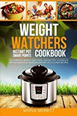 These Weight Watchers Instant Pot recipes with Smartpoints will help you stick with your diet plan due to the convenience factor!