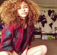 Crystal Westbrooks hair