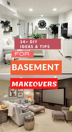 Dream Basement Remodeling & Renovation ideas - tips Before & After Ideas Basement Decorating, Basement Makeover, Basement Remodeling, Basement Ideas, Diy Decoration, Decor Ideas, Rustic Stairs, Cheap Diy Home Decor, Diy Crafts For Gifts