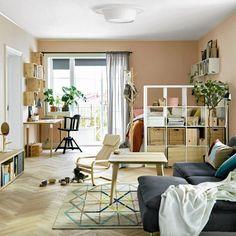 Beau Studio Apartment Idea With IKEA Catalog 2016