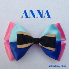 arco del pelo de Anna por abowtiqueshop en Etsy