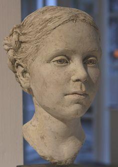 Suzie Zamit - скульптор (Англия)