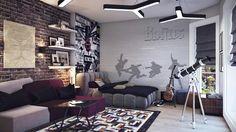 girly new york city room themes | 101 Ideen fürs Jugendzimmer – Modern einrichten und kreativ ...