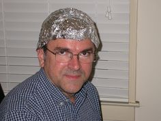 Tin-foil Hat -- 1/19/09 by NCReedplayer, via Flickr