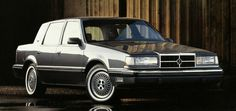 The 1989 Dodge Dynasty