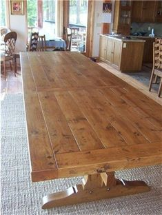 Add the warm rustic feeling to your home with the farmhouse design table. If you are looking for a straightforward but fantastic DIY Farmhouse Table to add to your room, look no more than these impressive DIY project suggestions!