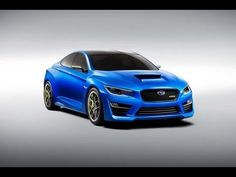 2014 Subaru WRX OFFICIAL - New York Auto Show 2013 - STI redesign Next Gen Model generation