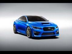 2014 Subaru WRX OFFICIAL - New York Auto Show 2013 - STI redesign Next Gen Model generation