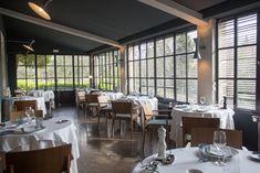 Salle La Cabro d'Or #Restaurant #RelaisEtChateaux #Gastronomie #Baumanière