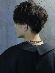 パーマならコレ!! ナイトマッシュ S - 高嶋健司 | MENS ヘアスタイル|美容室 LIPPS [リップス] Tomboy Hairstyles, Hair Arrange, Hair Cuts, Bob, Mens Fashion, Lifestyle, Guys, Hair Styles, Men's Hair