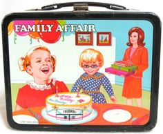 Family Affair | Family Affair lunchbox at CollectToys.Net