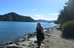 Day 1 - backpacking Picton New Zealand