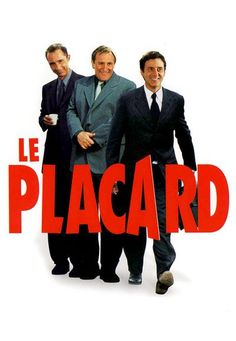 Le Placard, another of my most favourite French comedies. It's wonderfully  clever with interconnecting plots and lots of laughs.