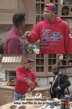 fresh prince of bel air. Tv Quotes, Movie Quotes, Funny Quotes, Funny Memes, Hilarious, Sassy Quotes, Fresh Prince, Prinz Von Bel Air, The Funny