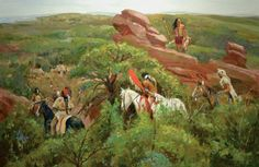 Return of the Warriors by Carl Hantman kp