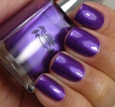 @Of Life and Lacquer Pure Ice The Art Of Nail Noir Collection – Fall 2013