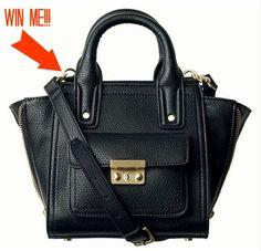 Fall Fashion Forecast: Mini Handbags (and a Giveaway!) - The Pretty Pinhead