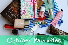 Nicka The Beauty Hunter: October Favorites Clinique, Beauty Review, October, Gift Wrapping, Cosmetics, Blog, Gifts, Gift Wrapping Paper, Presents