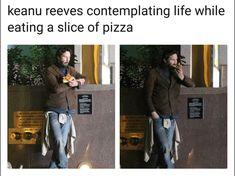 11 Memes of Keanu Reeves Just Doing Things